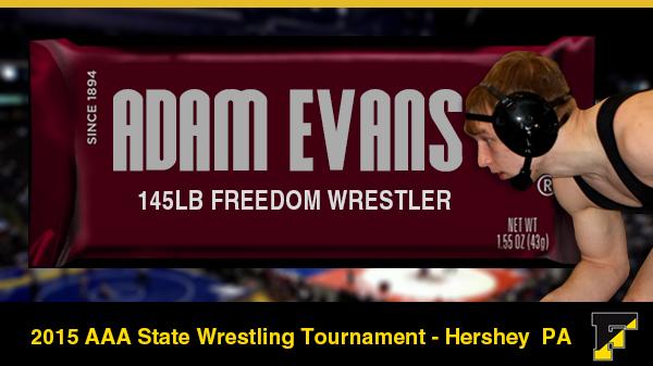 Hershey Bound Adam Evans