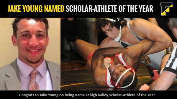 Freedom's Jake Young named Lehigh Valley Scholar-Athletes of the Year