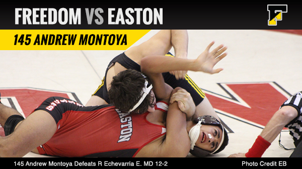 Montoya Dominates Over Easton