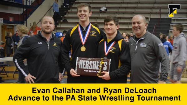 Hershey Bound! Evan Callahan & Ryan DeLoach